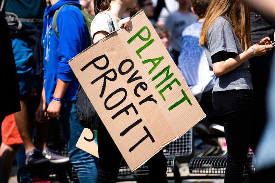 Changement climatique, le monde marche à son encontre